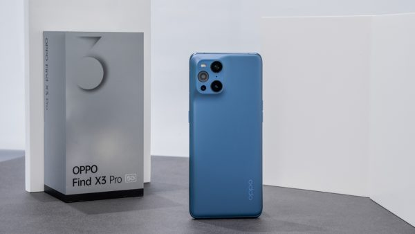 OPPO Find X3 Pro 5G chính thức ra mắt tại Việt Nam