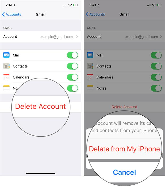 """Cách xoá dữ liệu phần """"Other"""" trên iPhone"""