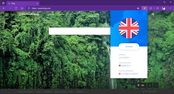 Dùng Flash VPN kết nối mạng riêng ảo miễn phí trên trình duyệt