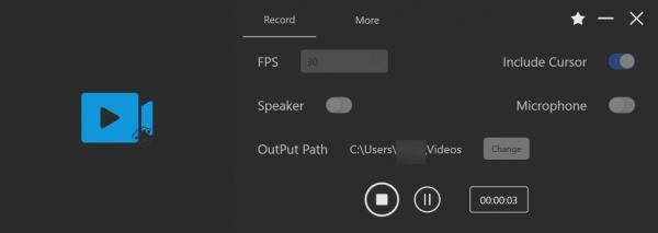 Free Screen Recorder: Quay video màn hình Windows 10 không giới hạn thời gian