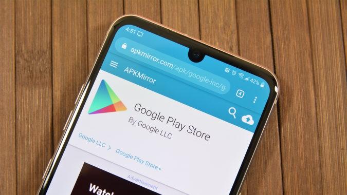 Tải xuống Cửa hàng Google Play qua APK