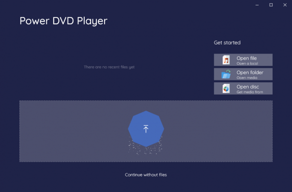 Power DVD Player: Trình phát media và DVD/Bluray xịn xò cho Windows 10