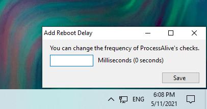 ProcessAlive: Tự khởi động lại Chrome và các ứng dụng khác bị lỗi, dừng đột ngột