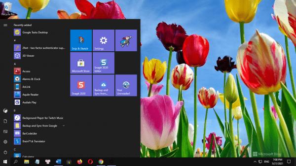 Cách thay đổi chủ đề tối Windows 10 thành đen tuyền