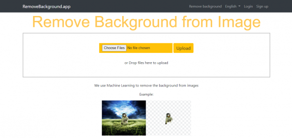 RemoveBackground.app: Tách nền hàng loạt hình ảnh miễn phí, tải về kích thước gốc