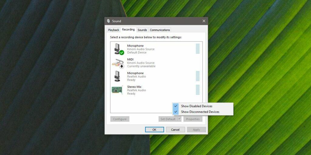 Cách định tuyến âm thanh máy tính đến cuộc gọi Skype trên Windows 10