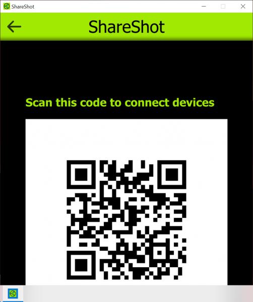 ShareShot: Chép file nhanh như chớp giữa Windows 10 và Android