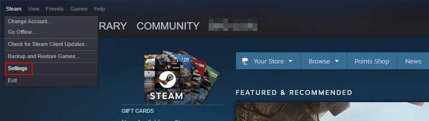Cách tải xuống và xóa các save game trên Steam