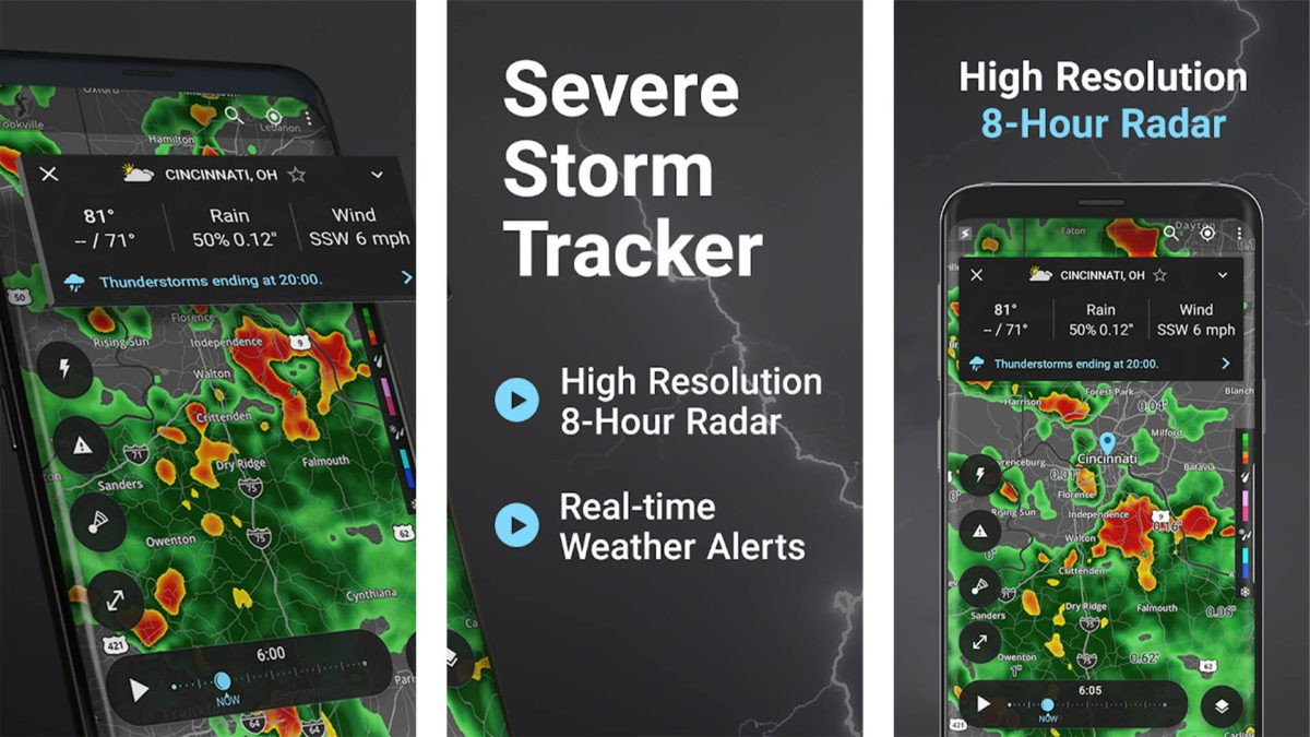 Storm Radar by The Weather Channel