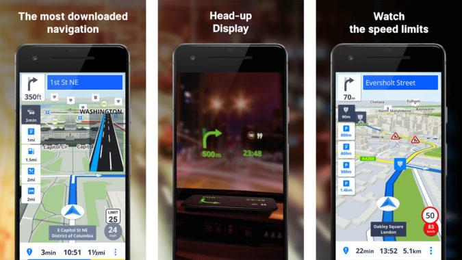Sygic: GPS, Navigation, and Offline Maps
