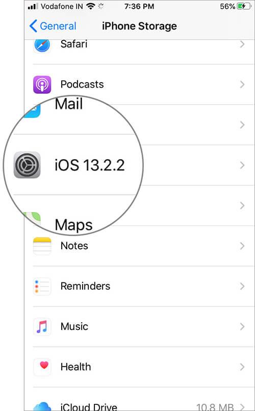 Cách xóa bản cập nhật phần mềm trên iPhone và iPad