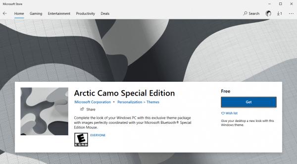 Chia sẻ 3 theme mới độc quyền của Microsoft