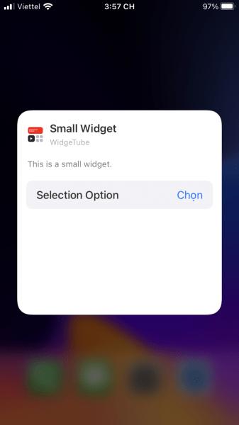WidgeTube: Tiện ích màn hình YouTube cho iPhone