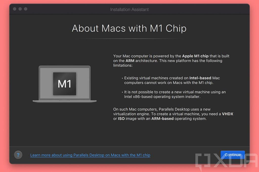 Cách chạy Windows 10 trên máy Mac chip M1
