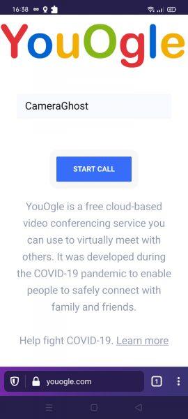 YouOgle: Trò chuyện video miễn phí, hỗ trợ Live Caption