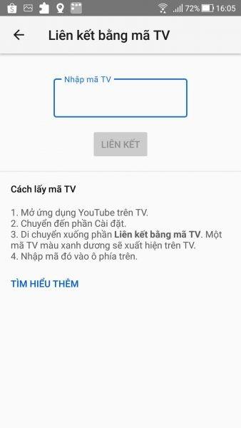 Trải nghiệm YouTube TV ngay trong trình duyệt
