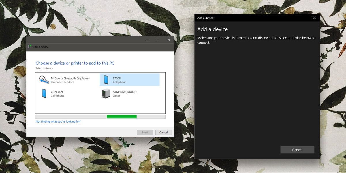 Cách kết nối tai nghe Bluetooth trên Windows 10