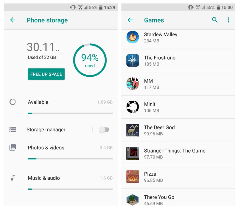 Kiểm tra bộ nhớ và thẻ SD của bạn