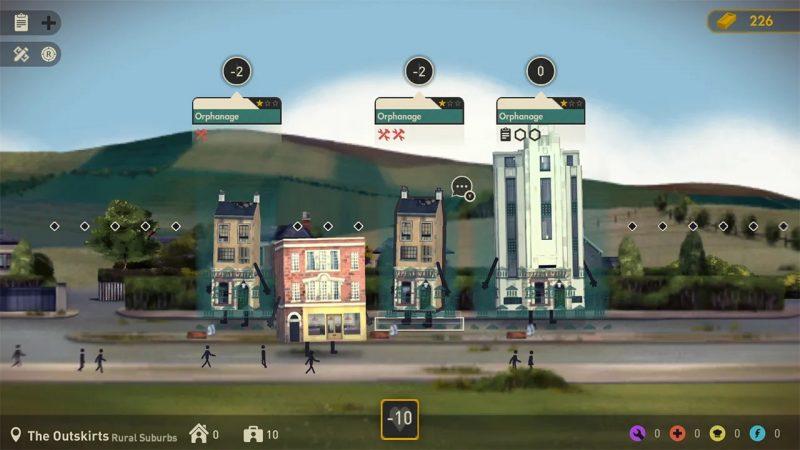 Đánh giá game Buildings Have Feelings Too