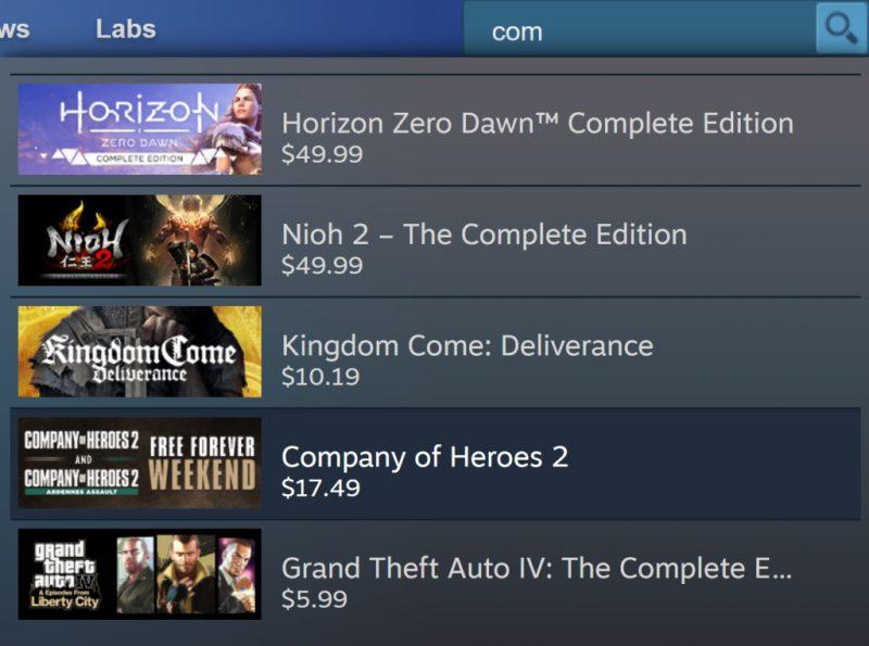 Đang miễn phí game Company of Heroes 2 và DLC Ardennes Assault