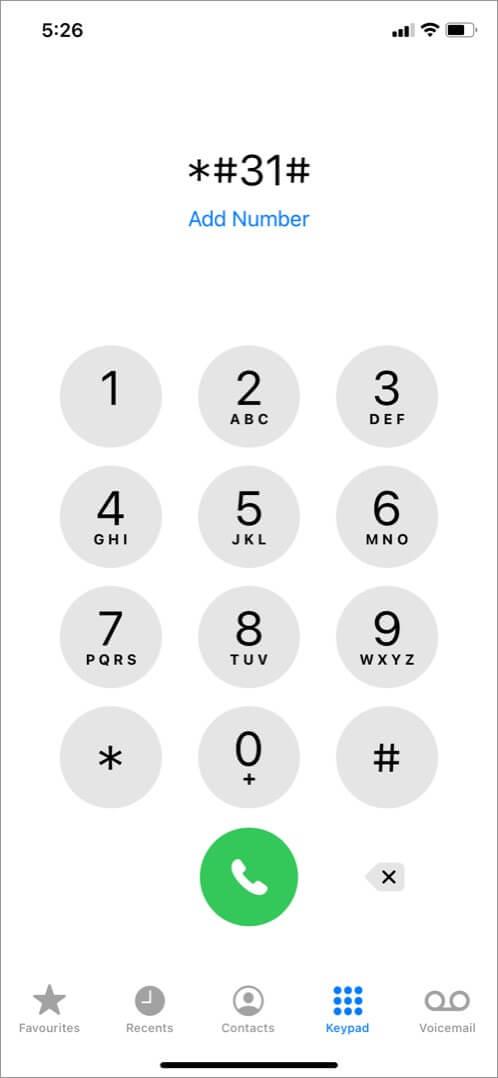 Sửa lỗi không thể thực hiện cuộc gọi trên iPhone