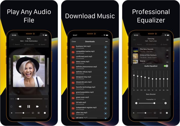 Flacbox: FLAC Player Equalizer
