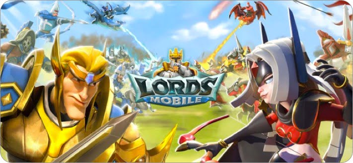 Lords Mobile: Kingdom Wars 9