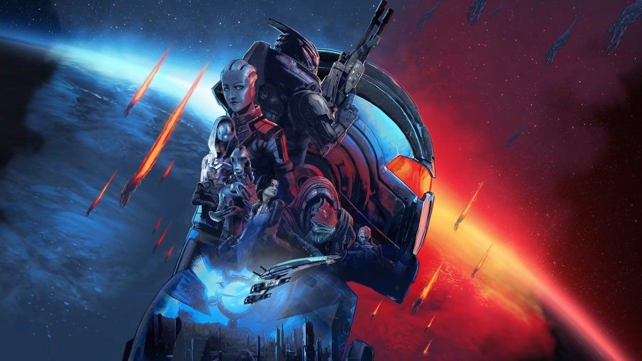 Đánh giá Mass Effect Legendary Edition