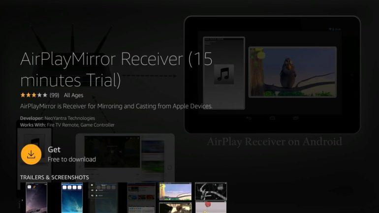 Cách truyền nội dung từ PC sang Amazon Fire TV Stick