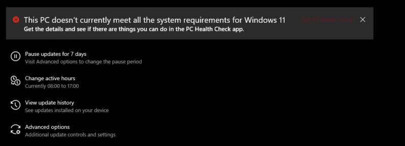 Cách cài đặt Windows 11 trên bất kỳ máy nào