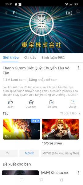 Xem, tải Anime phụ đề Việt miễn phí với Bilibili