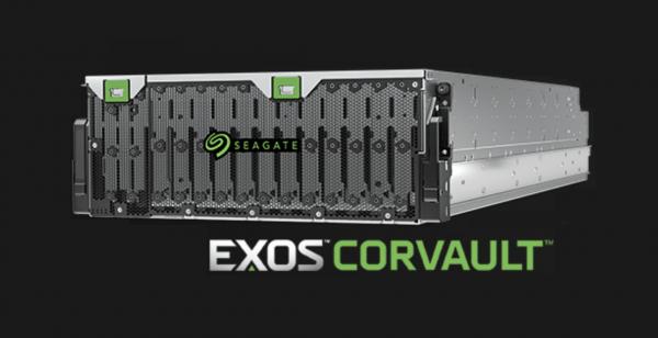 Seagate ra mắt Hệ thống lưu trữ khối tự phục hồi đột phá dựa trên phần cứng Exos CORVAULT