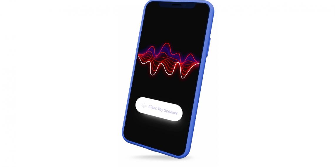 Clean My Speaker: Làm sạch bụi trong loa iPhone, điện thoại Android