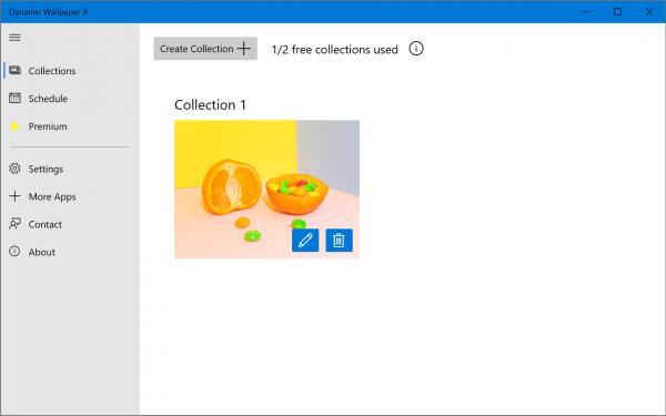 Dynamic Wallpaper X: Thay ảnh desktop Windows 10 theo thời gian trong ngày như macOS