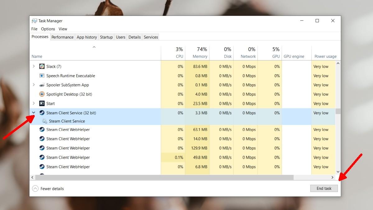 Cách sửa lỗi Steam không hoạt động trên PC