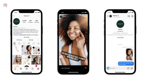 Facebook ra mắt tính năng Messenger API trên nền tảng Instagram cho tất cả các nhà phát triển