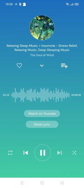 Myousic: Thưởng thức nhạc YouTube trong nền, khi offline và không quảng cáo