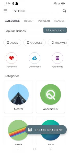 STOKiE: Tải thật dễ ảnh nền Windows 11 và nhiều dòng máy iOS, Android