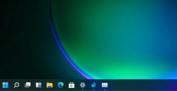 Cách thay đổi kích thước thanh tác vụ Windows 11