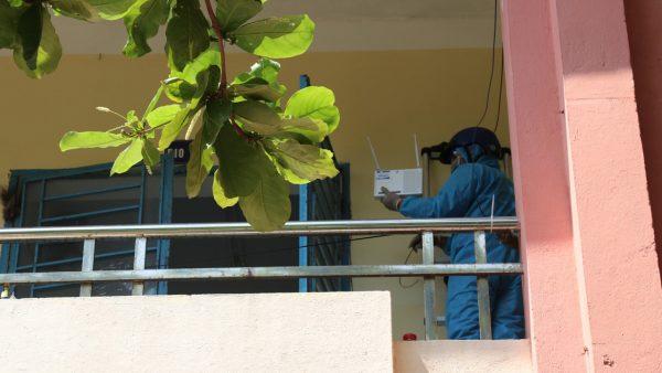 Hoàn thành lắp đặt hơn 2.400 camera giám sát trên 150 cơ sở cách ly tập trung