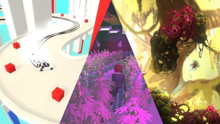 Đang miễn phí 3 game Absolute Drift: Zen Edition, Plokoth và The Smuggler