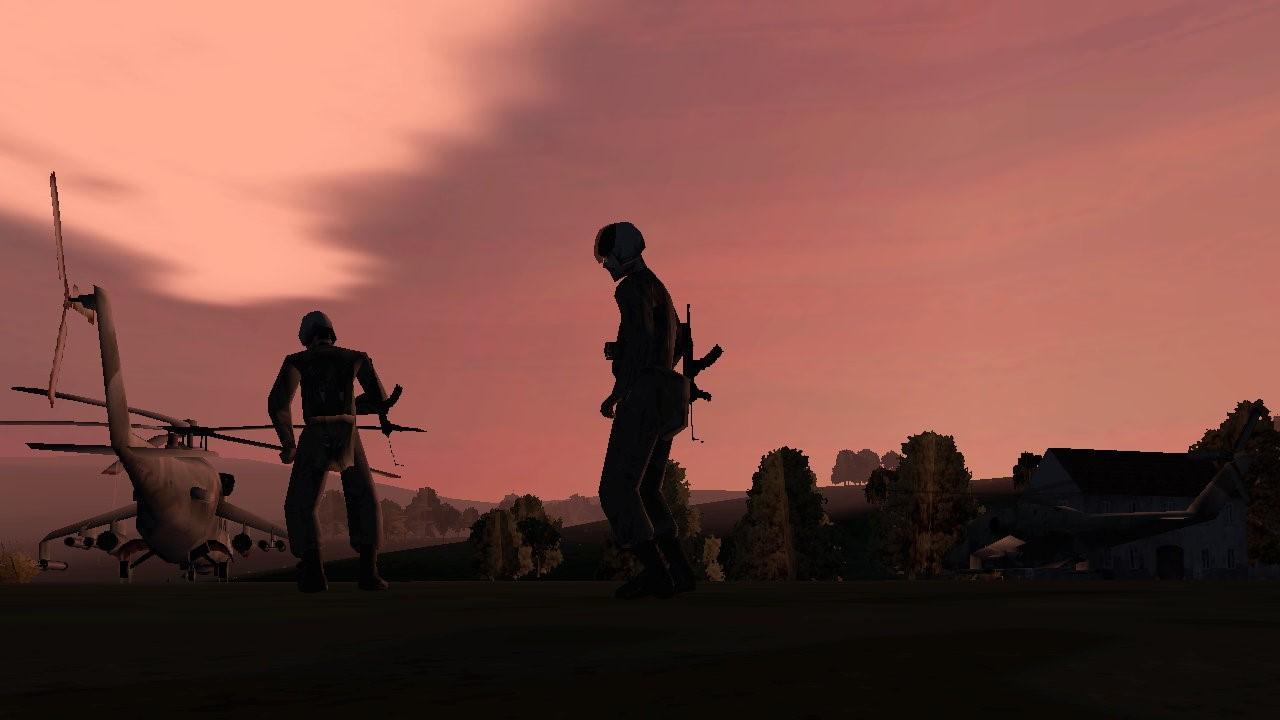Đang miễn phí game ArmA: Cold War Assault
