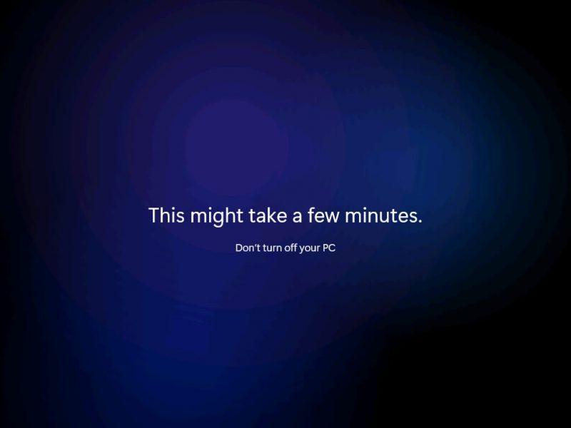 Cách cài đặt Windows 11