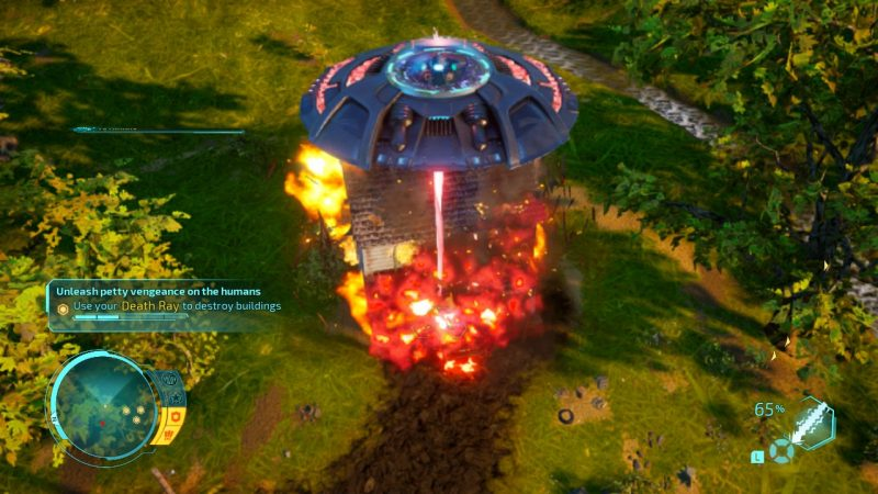 Đánh giá game Destroy All Humans! (Switch)