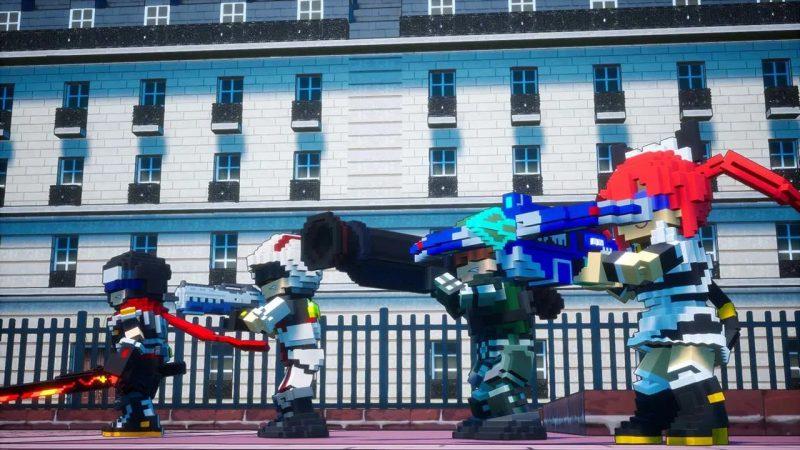 Đánh giá game Earth Defense Force: World Brothers