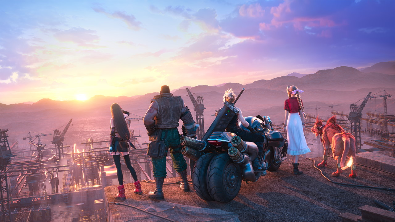 Đánh giá Final Fantasy VII Remake Intergrade