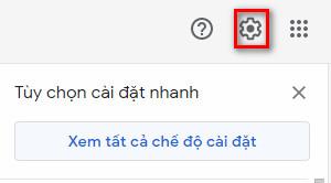 Cách bật giao diện Gmail mới 2021