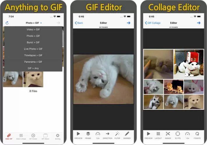GIF Toaster – GIF Maker