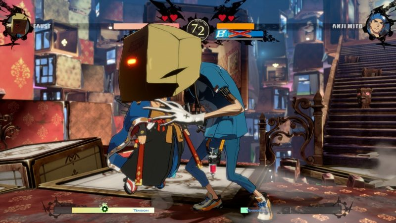 Đánh giá game Guilty Gear -Strive-
