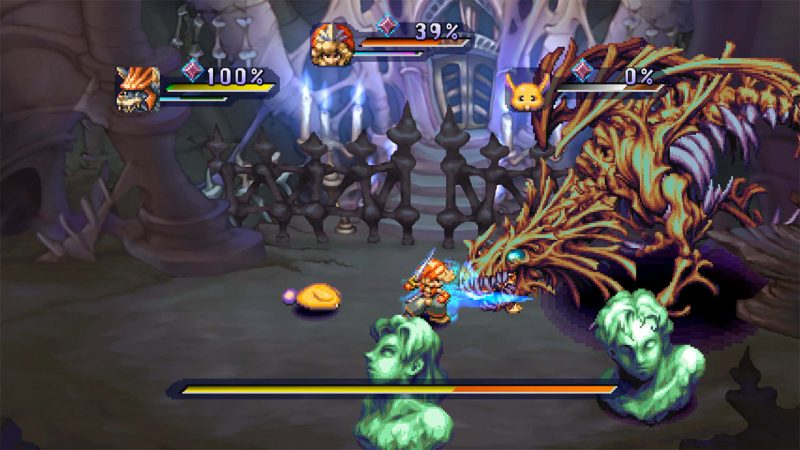 Đánh giá game Legend of Mana